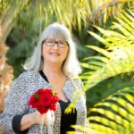 Patricia Slater is a wedding officiant on Sanibel Isl<script type=