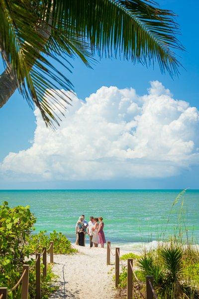 wedding ceremony venue on Sanibel Island